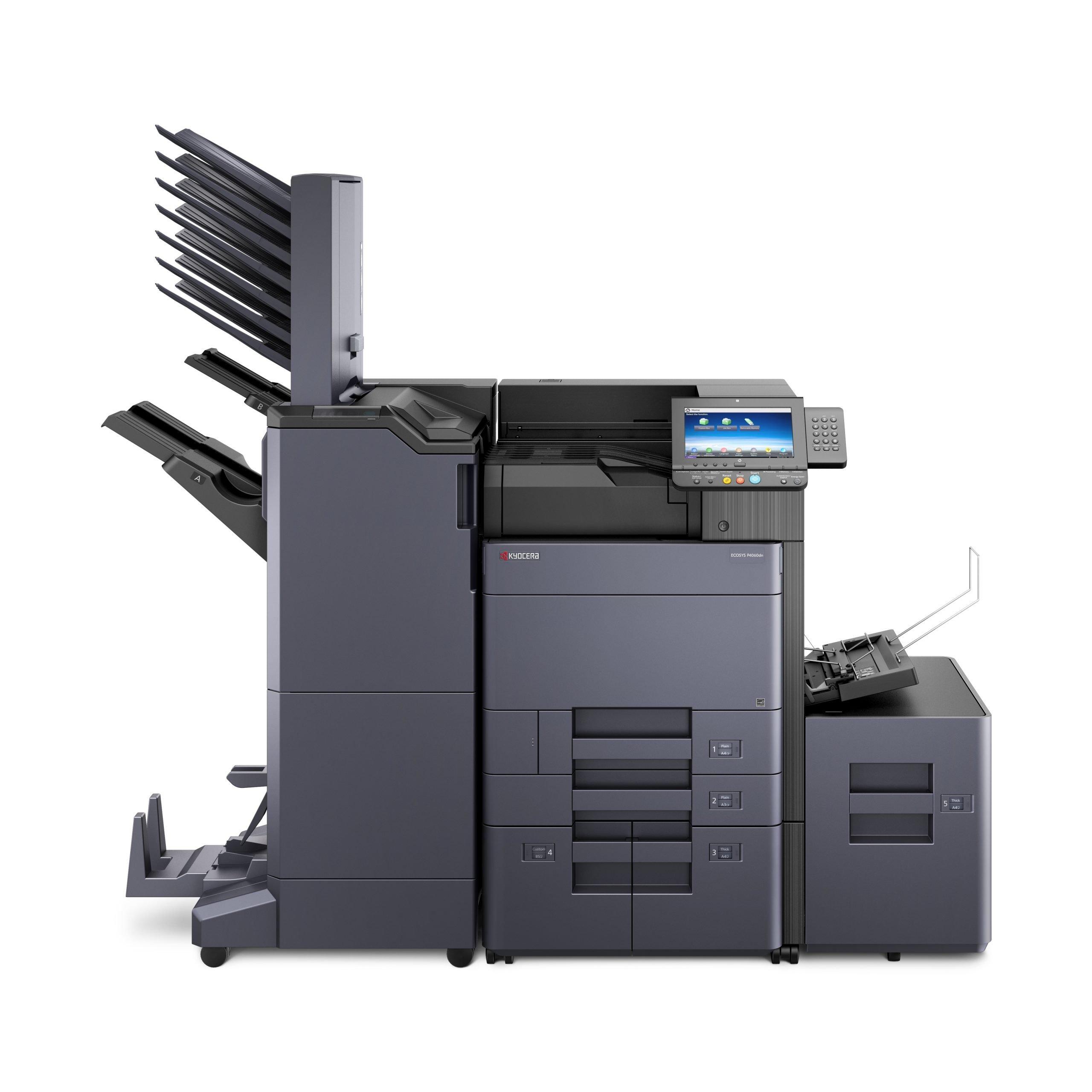 Kyocera P4060dn printer