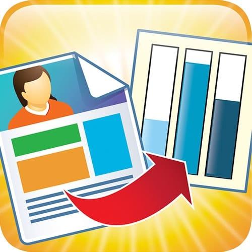 Kyocera-tiered-color-icon