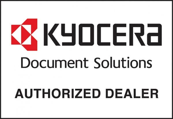 Kyocera Authorized Dealer Logo Digital