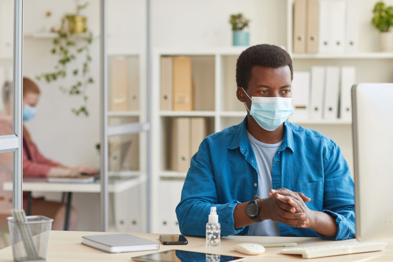 Sanitizing your office