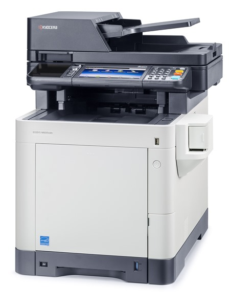 Announcing the Kyocera ECOSYS M6035cidn and M6535cidn