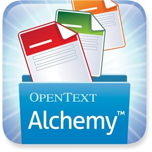 OpenText Alchemy Connector for Kyocera