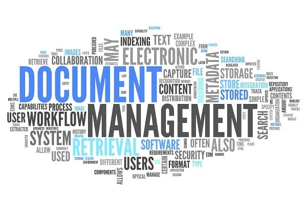 Document Management in NJ