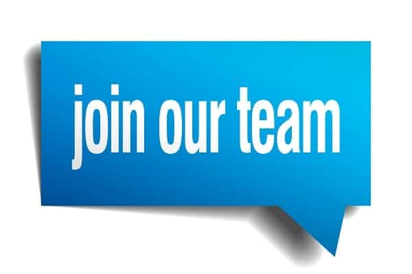 Looking for motivated individuals to join our team of experts!