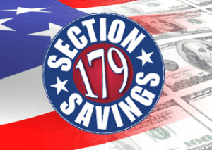 irs section 179 savings