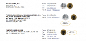 Authorized Copier Dealer Locator