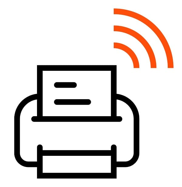 Troubleshooting wireless printing