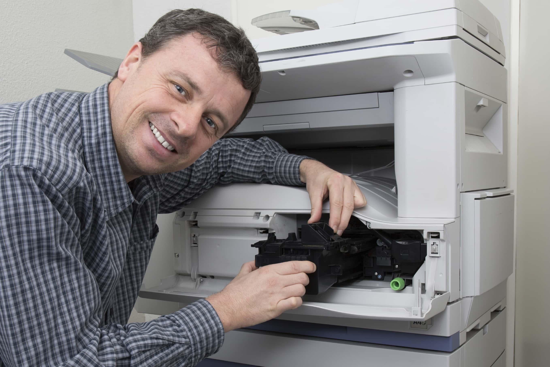 copier technicians