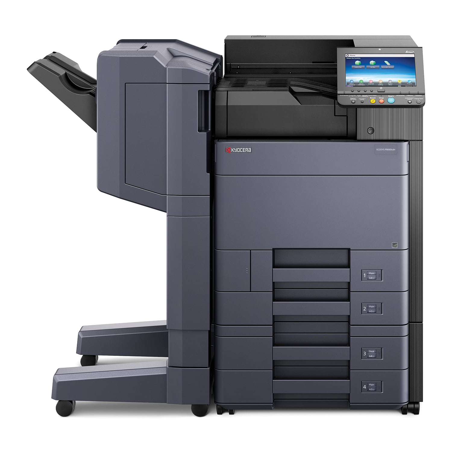 What Is Mps >> Kyocera ECOSYS P8060cdn Color Printer | Ameritechnology